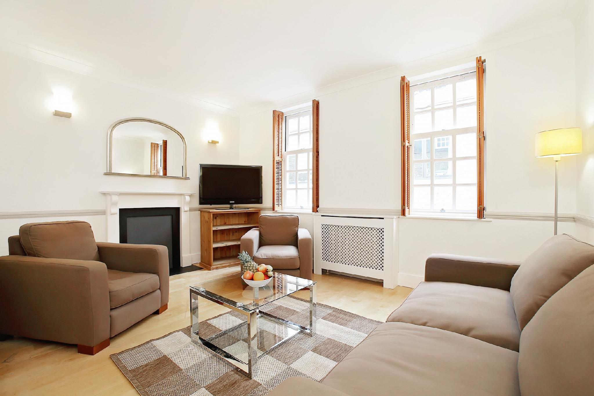 WESTMINSTER- SPACIOUS  3BR HOUSE! CENTRAL LONDON