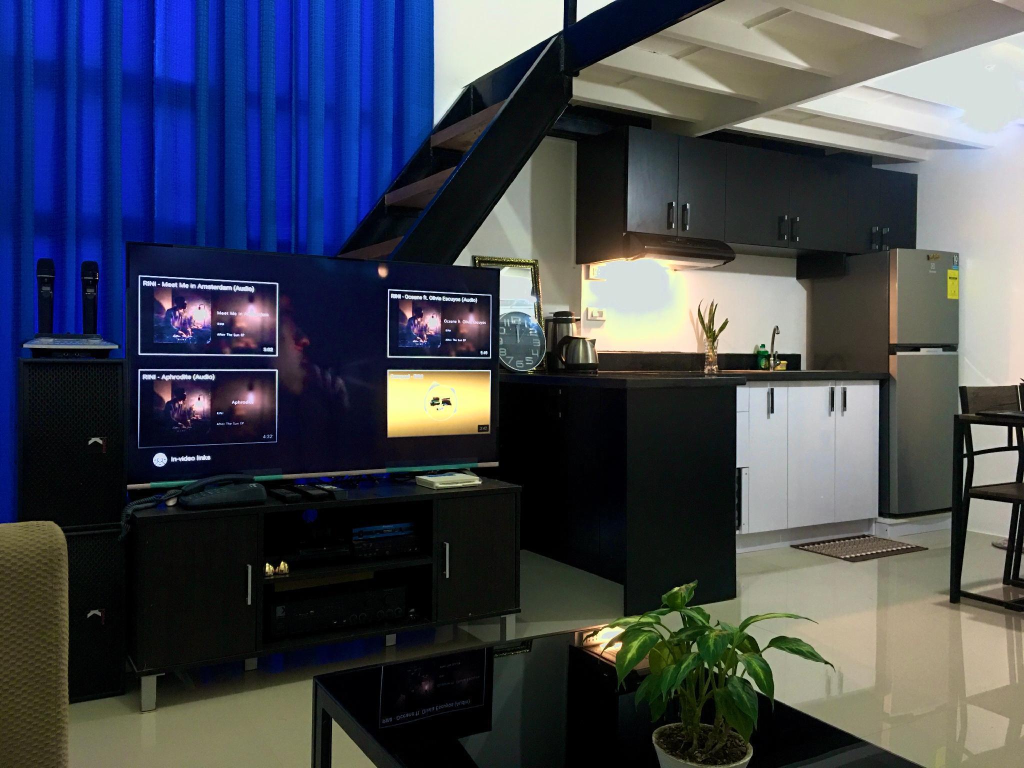Special Big Loft Unit W Fibreop Internet And Netflix