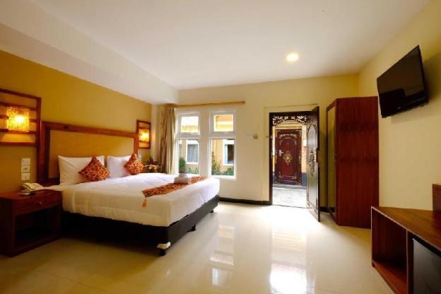 1BR Deluxe Sari Garden View & Breakfast@Ubud