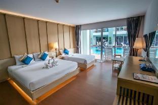 [アオロー ダラム]アパートメント(60m2)| 1ベッドルーム/1バスルーム Luxurious Family room at the Harbour Pool Access