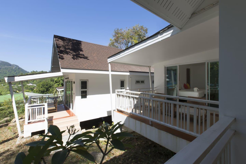 Superior Villa - Garden wing