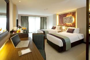 [市内中心部]アパートメント(52m2)| 1ベッドルーム/1バスルーム Stylish superior room in Trang