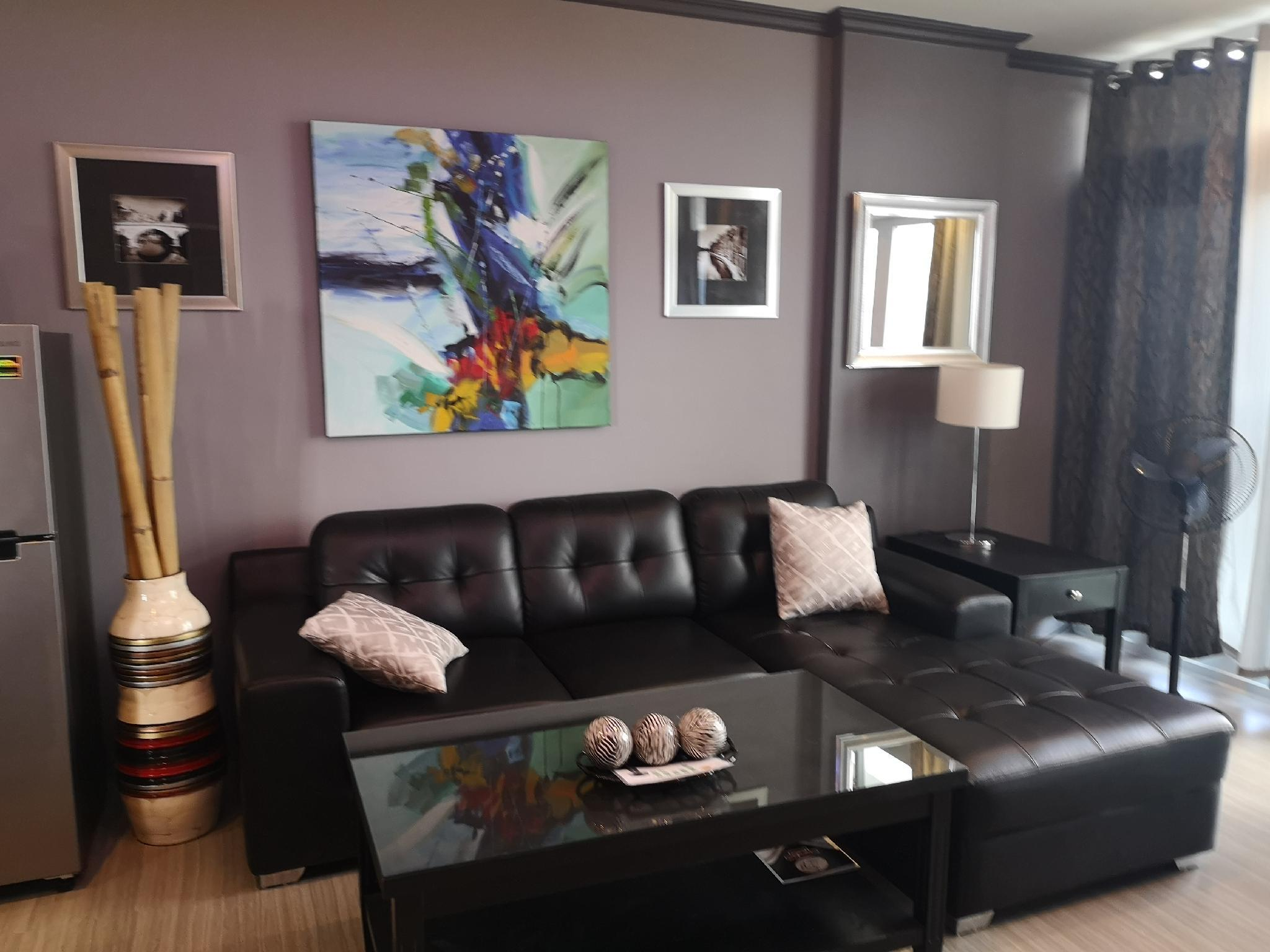 Luxury 1 Bedroom Suite In Kandi Tower 1and2 Angeles