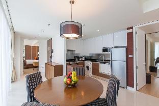 [スクンビット]アパートメント(52m2)  2ベッドルーム/1バスルーム Central 2 Bedroom Apartment Sukhumvit Soi 24