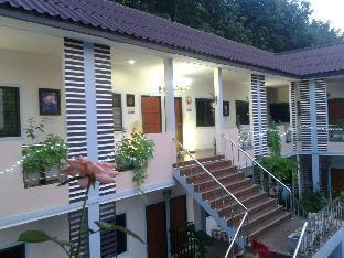 [市内中心部]スタジオ アパートメント(30 m2)/1バスルーム Ban Suan Kularb Surat Thani Fan Room 3