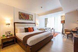 Amazing Central Studio Apartment อพาร์ตเมนต์ 1 ห้องนอน 1 ห้องน้ำส่วนตัว ขนาด 42 ตร.ม. – สุขุมวิท