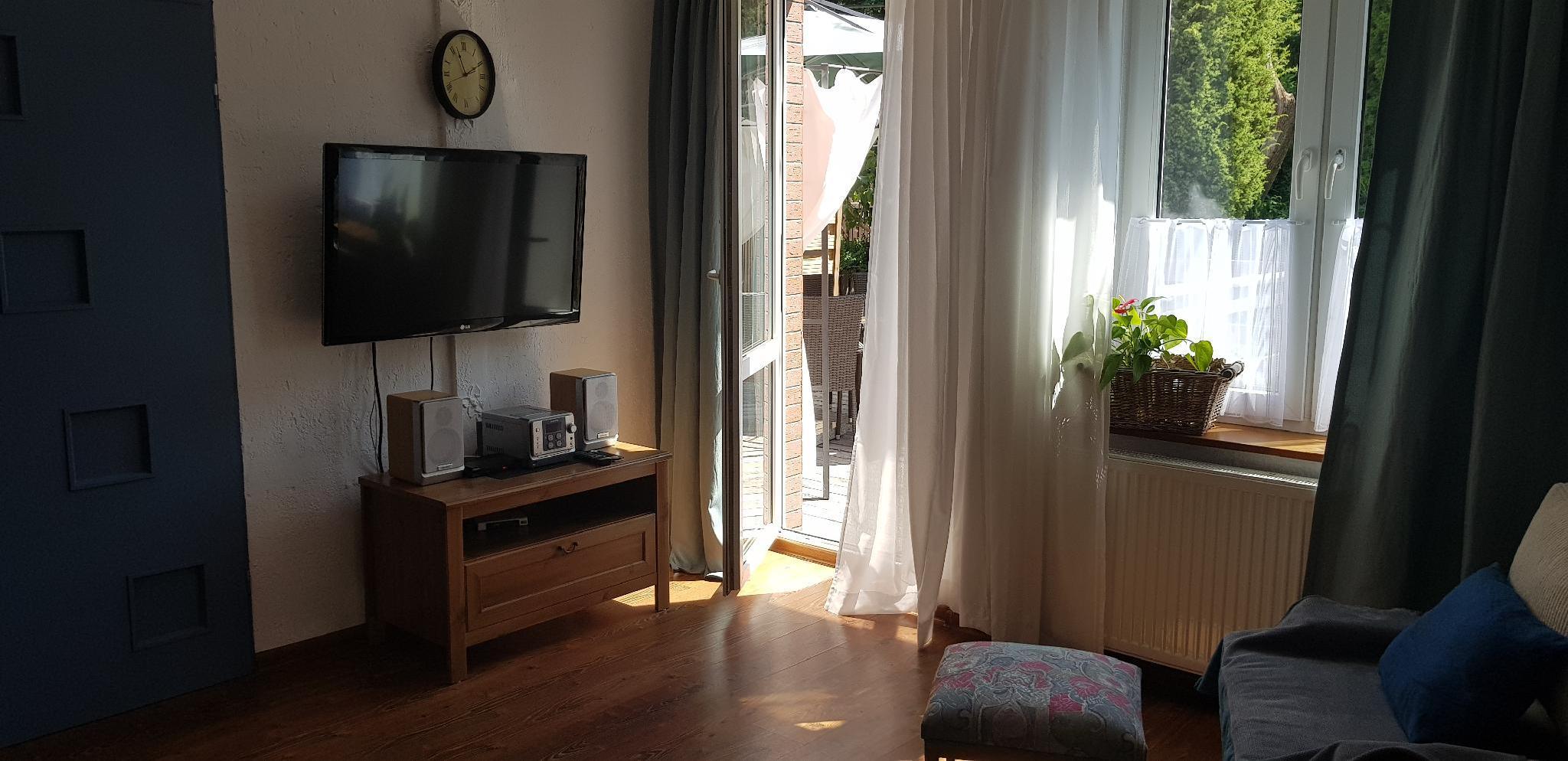 Beautiful Malwa Apartment With Terrace In Sopot