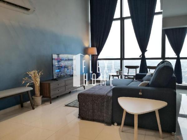 (1 - 6 Guests) Pinnacle PJ Duplex w NETFLIX  Kuala Lumpur