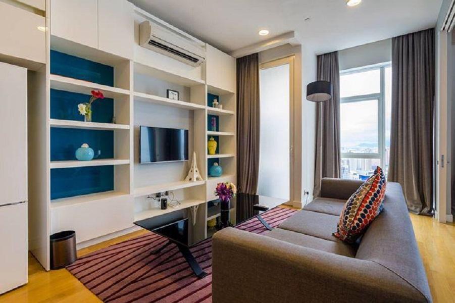 134   1 Bedroom Suite @ The Platinum Suites