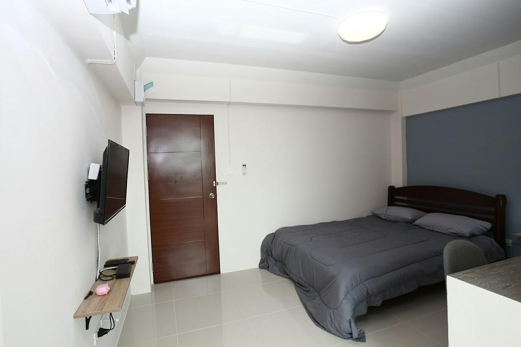 P HOUSE อพาร์ตเมนต์ 1 ห้องนอน 1 ห้องน้ำส่วนตัว ขนาด 20 ตร.ม. – สนามบินสุวรรณภูมิ