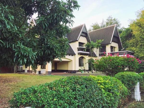 Balabala Garden Villa  Maya/ Ningman/free pick-up Chiang Mai