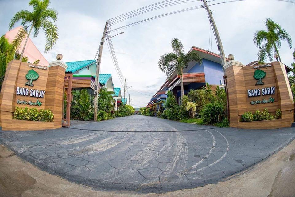 BANG SARAY Garden Home