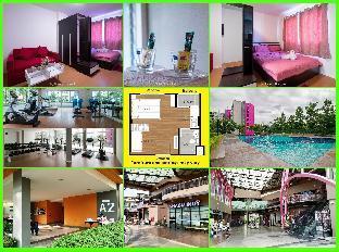 [ドンムアン空港]アパートメント(23m2)| 1ベッドルーム/1バスルーム Family Apartment My Home In Bangkok C1/510