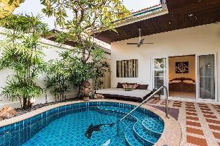 *****Luxury 2BR Pool Villa Pratamnak 50m to beach วิลลา 2 ห้องนอน 2 ห้องน้ำส่วนตัว ขนาด 125 ตร.ม. – เขาพระตำหนัก