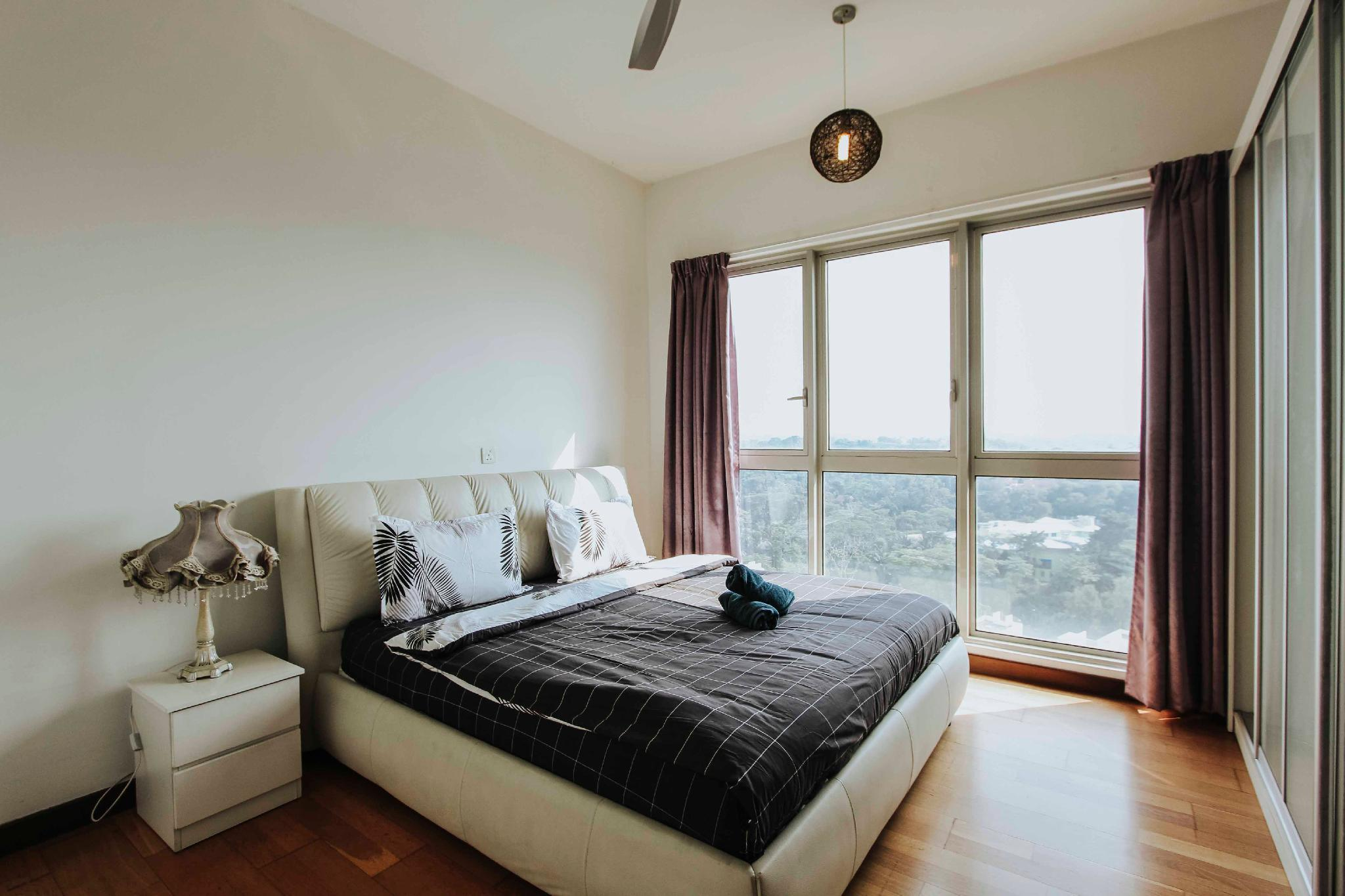 3Bedrooom Cozy Suite Sky Pool Petronas Tower View