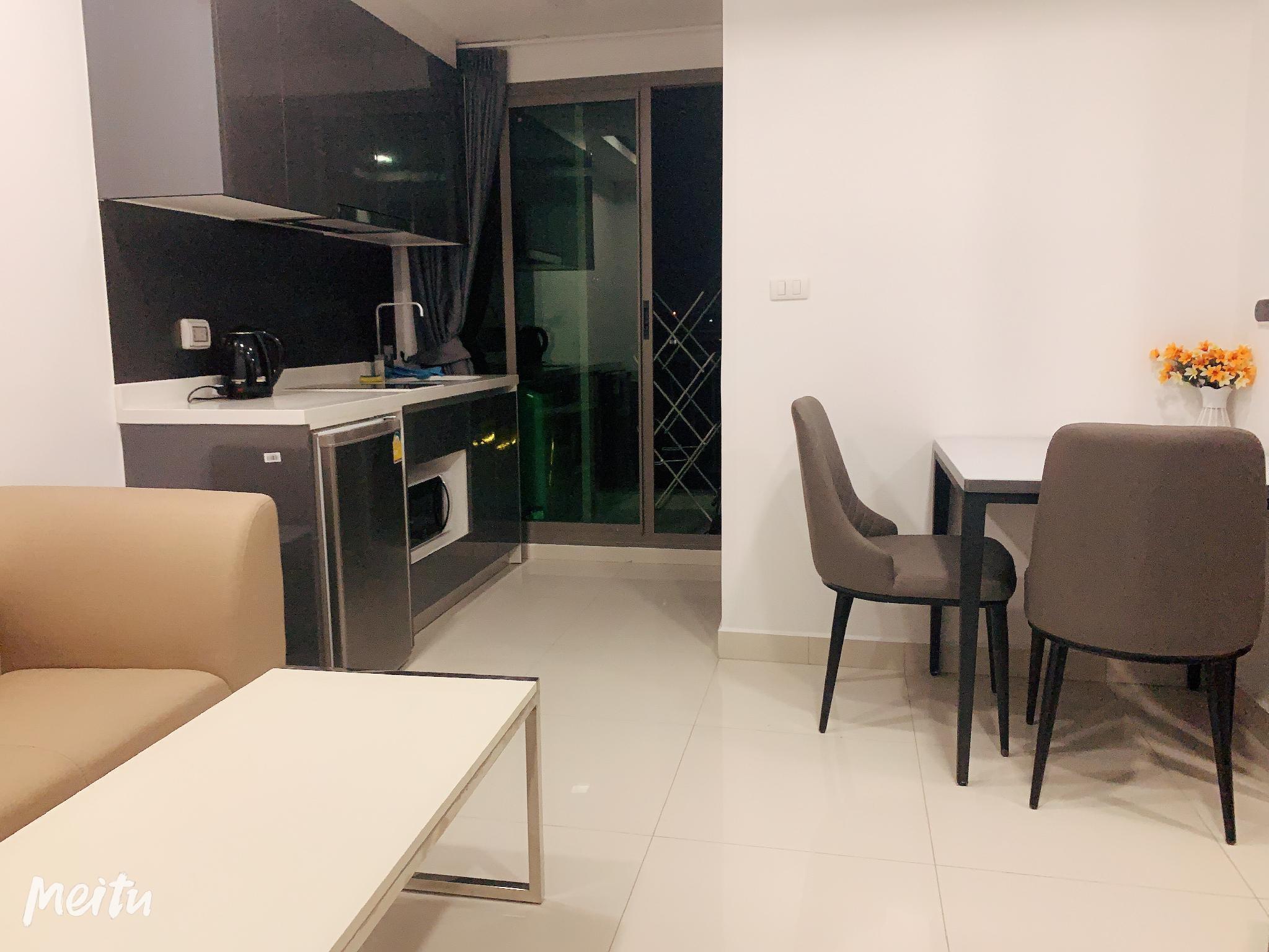 A sweet house with friendly landlord อพาร์ตเมนต์ 1 ห้องนอน 1 ห้องน้ำส่วนตัว ขนาด 26 ตร.ม. – เขาพระตำหนัก