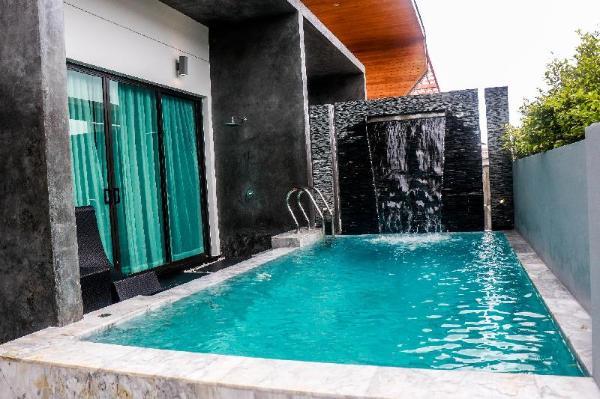 New, Clean, 2 Bed, 2 Bath Pool villa in quiet area Phuket