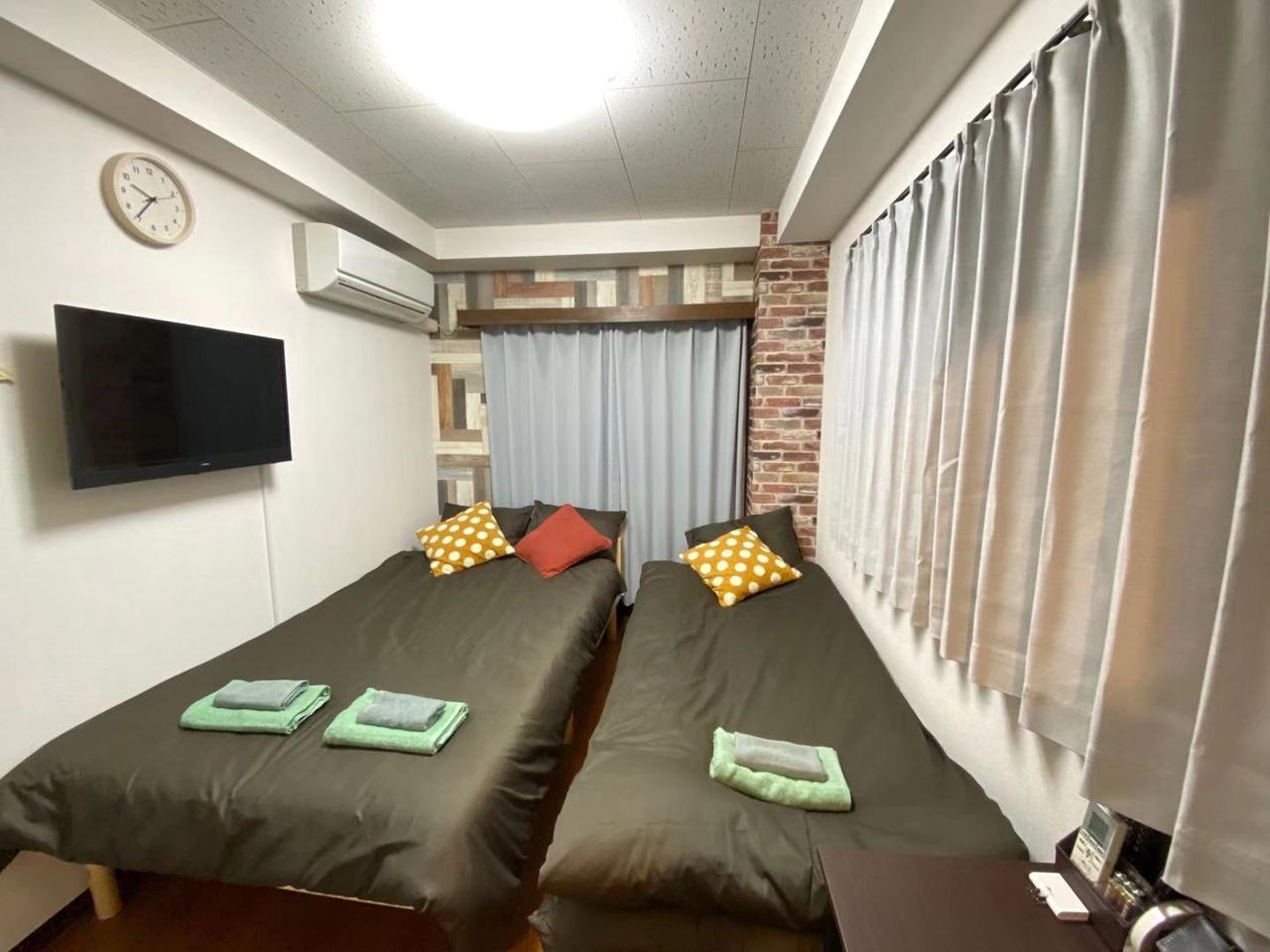 Nestay Suite Tokyo Tabata 01