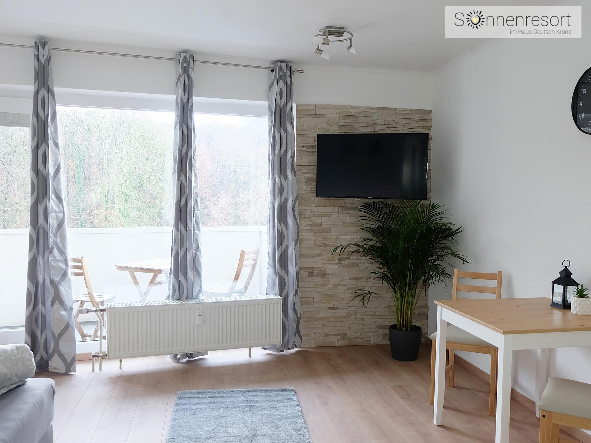 Bright Holiday Apartment In Bad Rothenfelde