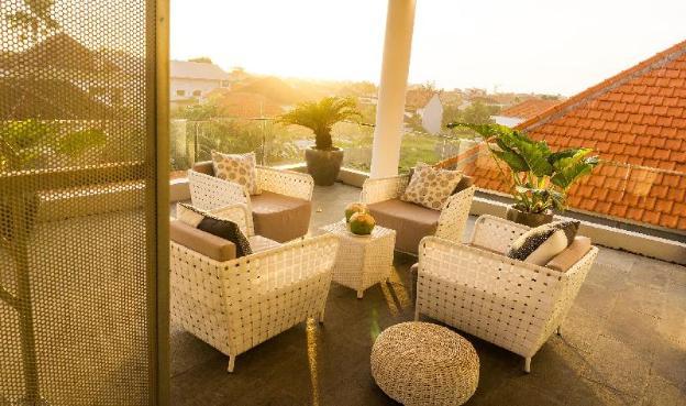 Roof top Penthouse in Berawa