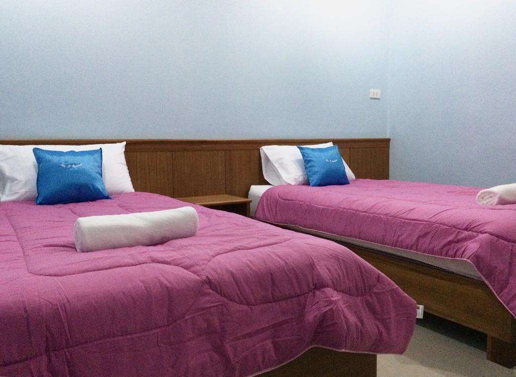 Four P Residence Single Room 1 สตูดิโอ อพาร์ตเมนต์ 1 ห้องน้ำส่วนตัว ขนาด 25 ตร.ม. – ซิตี้เซ็นเตอร์