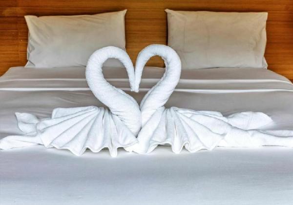 Corsica Guesthouse , room de lux N 12  Phuket