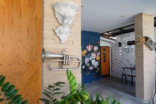 [パクチョン]一軒家(90m2)| 2ベッドルーム/3バスルーム Flower lover house pakchong