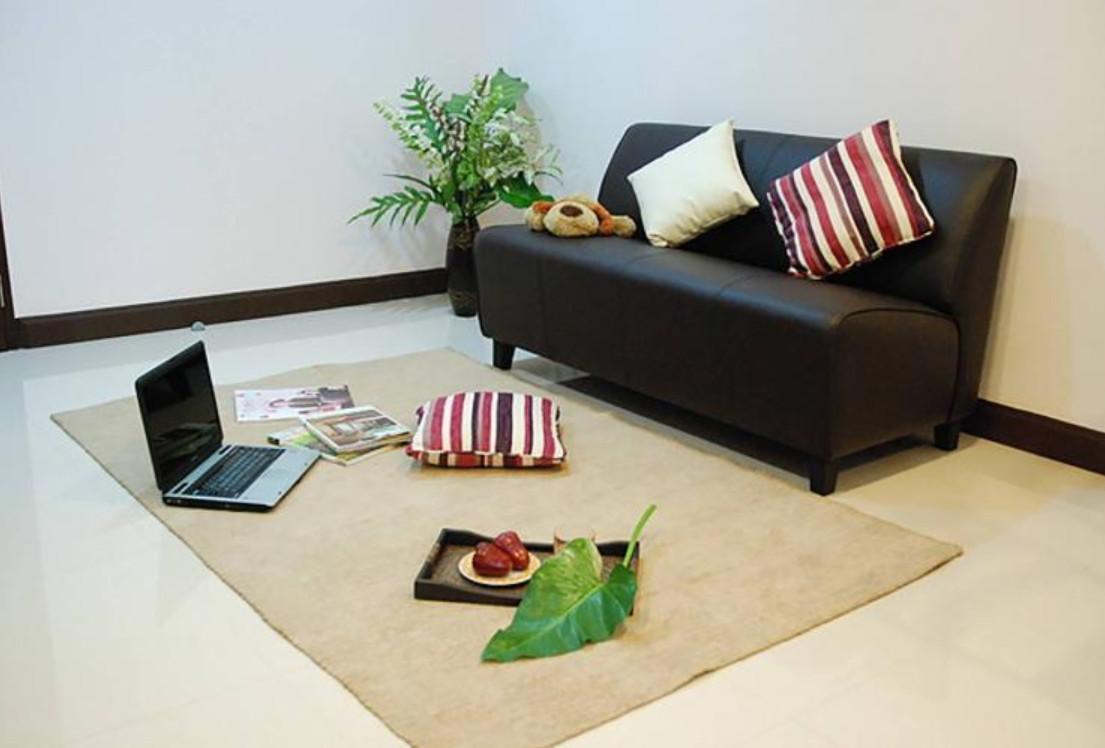 Baan MokMek studio room 2 สตูดิโอ อพาร์ตเมนต์ 1 ห้องน้ำส่วนตัว ขนาด 30 ตร.ม. – รัชดาภิเษก