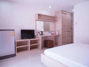 Double Bed Room 1 Baan MekMok 64 near BTS สตูดิโอ อพาร์ตเมนต์ 1 ห้องน้ำส่วนตัว ขนาด 26 ตร.ม. – สุขุมวิท