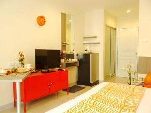 Deluxe Studio 30SQM @Spice Mansion 10 สตูดิโอ อพาร์ตเมนต์ 1 ห้องน้ำส่วนตัว ขนาด 30 ตร.ม. – รัชดาภิเษก