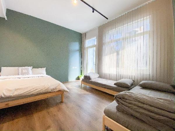 *NEW* The One Mansion/Open kitchen/Balcony/5minMRT Taipei