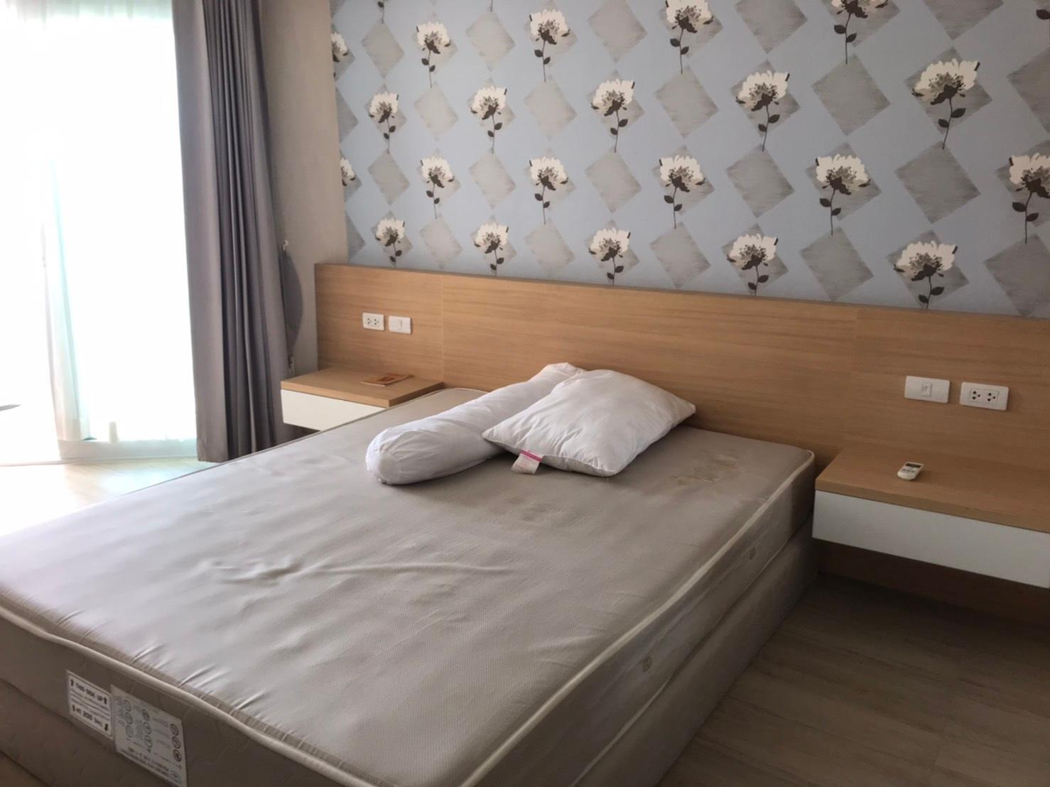 Chayayon condominium, Suthep, Chiangmai อพาร์ตเมนต์ 1 ห้องนอน 1 ห้องน้ำส่วนตัว ขนาด 33 ตร.ม. – สุเทพ