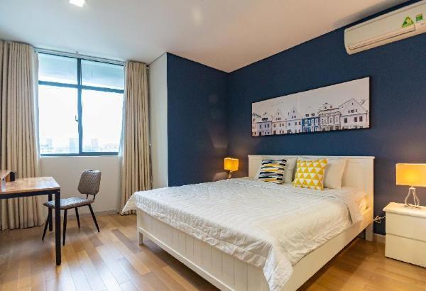 OpiaSuite2@City Garden- 75m2 Modern Suite Ho Chi Minh City