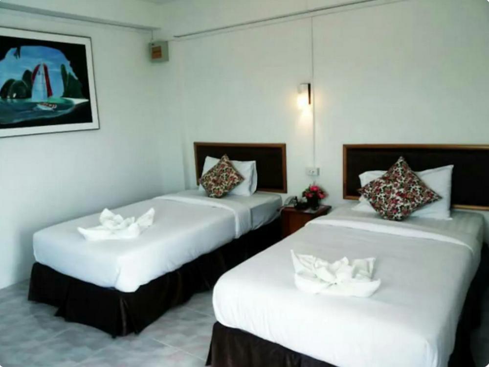 De Ratt Hotel 5 1 ห้องนอน 1 ห้องน้ำส่วนตัว ขนาด 30 ตร.ม. – ตัวเมืองภูเก็ต