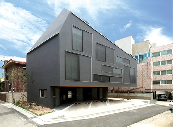 Private vertical house near Gimpo airport #3 Seoul