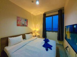 [パタヤ南部]アパートメント(60m2)| 2ベッドルーム/2バスルーム 2BR UNIXX 35th FL. CORNER UNIT Pattaya Bay View