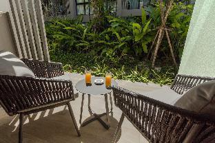 [バンタオ]アパートメント(35m2)| 1ベッドルーム/1バスルーム Cozy terrace room 5 min walk to the beach