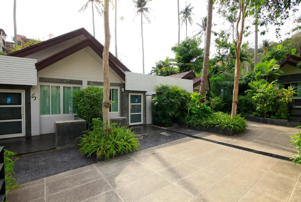 Aonang Paradise Resort Deluxe Cottage1 1 ห้องนอน 1 ห้องน้ำส่วนตัว ขนาด 32 ตร.ม. – อ่าวนาง