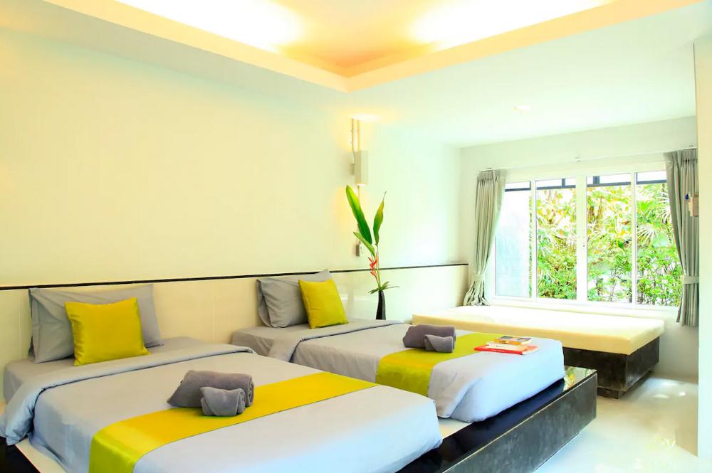 Aonang Paradise Resort Deluxe Cottage4 1 ห้องนอน 1 ห้องน้ำส่วนตัว ขนาด 32 ตร.ม. – อ่าวนาง