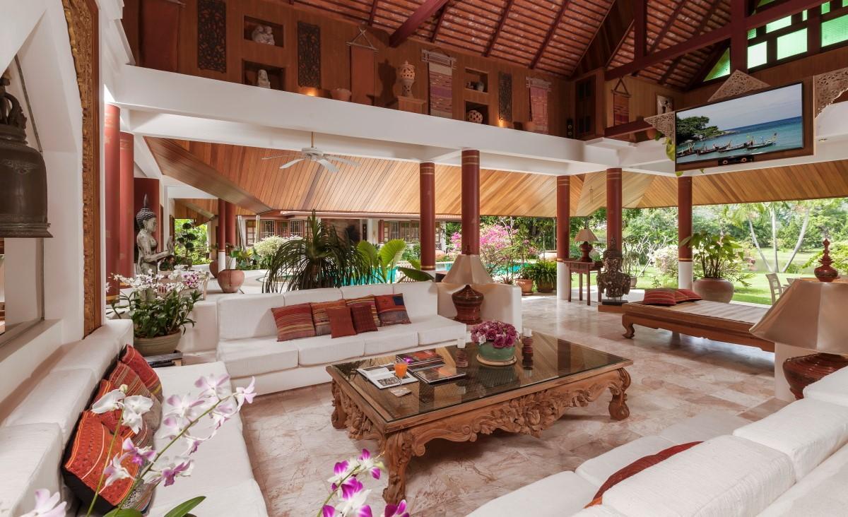 Exceptional boutique villa in grandiose garden วิลลา 8 ห้องนอน 9 ห้องน้ำส่วนตัว ขนาด 550 ตร.ม. – ในหาน