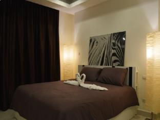 [プラタムナックヒル](35m2)| 1ベッドルーム/1バスルーム Cosy Beach View Condominium Luxury