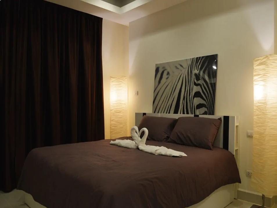 Cosy Beach View Condominium Luxury 1 ห้องนอน 1 ห้องน้ำส่วนตัว ขนาด 35 ตร.ม. – เขาพระตำหนัก