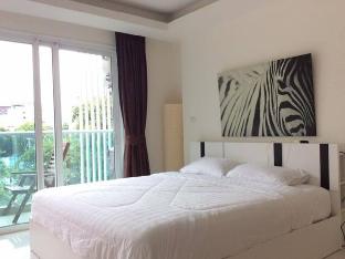 [プラタムナックヒル](35m2)| 1ベッドルーム/1バスルーム Cosy Beach View Condominium