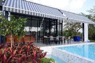 [ムエン]一軒家(70m2)| 4ベッドルーム/4バスルーム See Chan Pool Villa