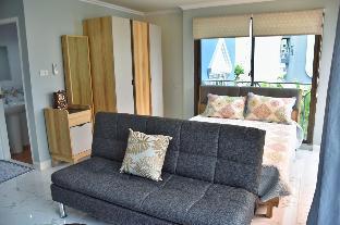 [トンブリー]スタジオ アパートメント(28 m2)/1バスルーム S&H Superior room #2
