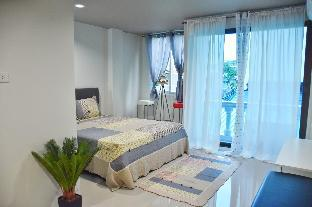 [トンブリー]スタジオ アパートメント(23 m2)/1バスルーム S&H Deluxe room #2