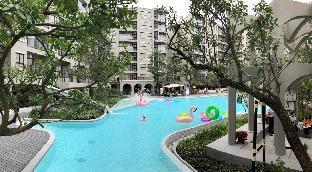 [ホアヒン市内中心地]アパートメント(60m2)  2ベッドルーム/2バスルーム 2-bed room beach house in the heart of HuaHin