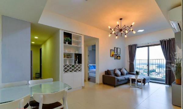 Spaceful 2BR*River View*Near Ben Thanh Market Ho Chi Minh City
