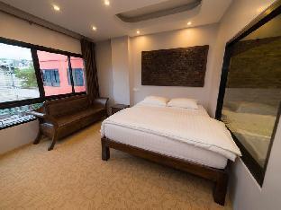 Thongtara House Boutique (Deluxe Double Room3) อพาร์ตเมนต์ 1 ห้องนอน 1 ห้องน้ำส่วนตัว ขนาด 40 ตร.ม. – บางนา