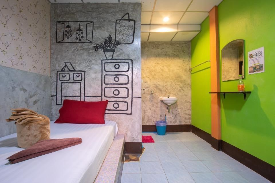 Winny Apartment #4 สตูดิโอ อพาร์ตเมนต์ 1 ห้องน้ำส่วนตัว ขนาด 21 ตร.ม. – ตัวเมืองระยอง
